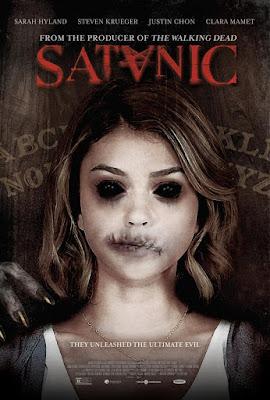 Satanic 2016 DVD R1 NTSC Latino