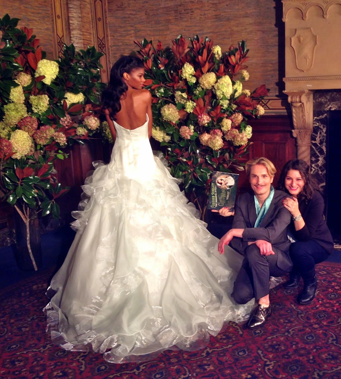 Austin Scarlett Wedding Gowns: The Original Project Runway Fan Blog