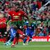 Manchester United abre con 'fuego' en la Premier