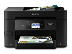 Epson WorkForce Pro WF-4720 Driver Download - Windows, Mac