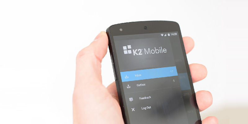 K2 BlackPearl and App