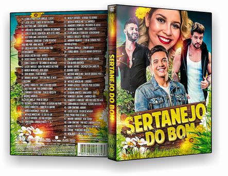 CAPA DVD – Sertanejo Do Bom – ISO