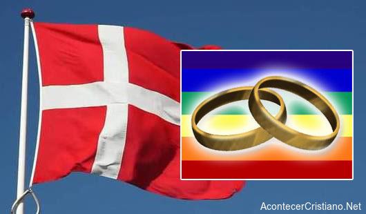 Celebran primer matrimonio transexual en Iglesia Luterana