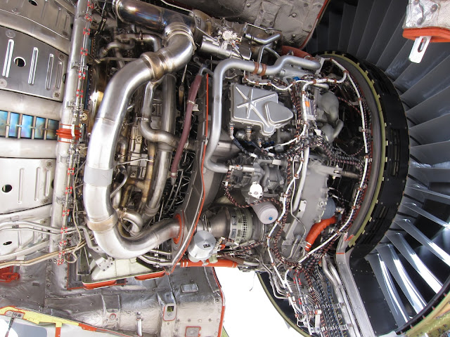 GEnx - Boeing 787 and Boeing 747-8 Aircraft Engine