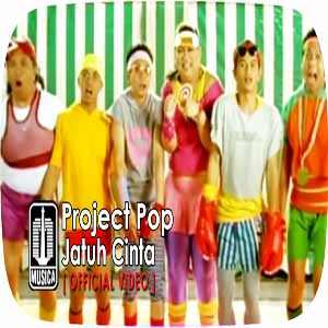 Download MP3 PROJECT POP - Jatuh Cinta