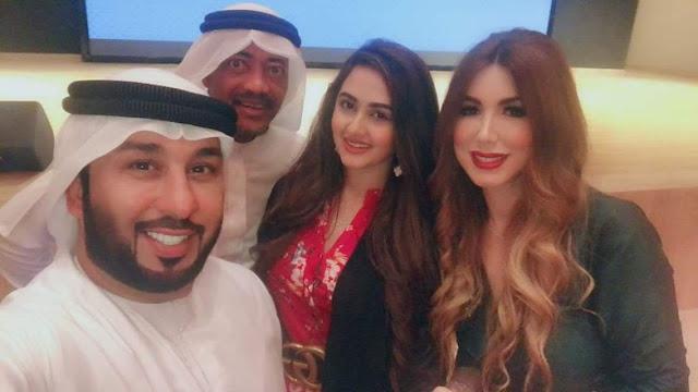 الدكتور والفنان والمخرج هاني الغص وحضور متميز في تواصل الأعمال الأول في دبي