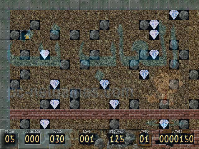 تحميل لعبة Digjim سارق الماس للكمبيوتر من ميديا فاير