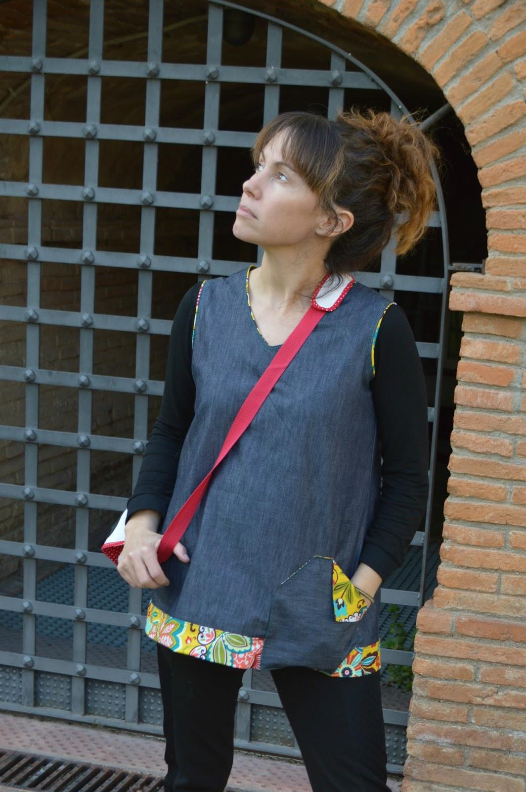 Blusa mujer handmade uVe