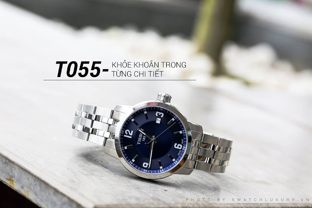 Kể chuyện đồng hồ Tissot T055
