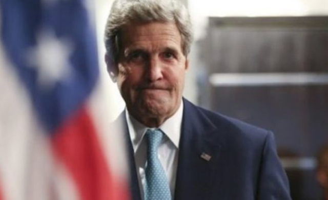 Kerry Working to Undermine Trump on Iran Deal