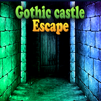AvmGames Gothic Castle Escape Walkthrough