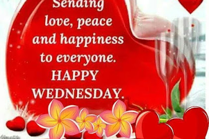 Bests Greetings Under Good Morning Wednesday Blessing Images