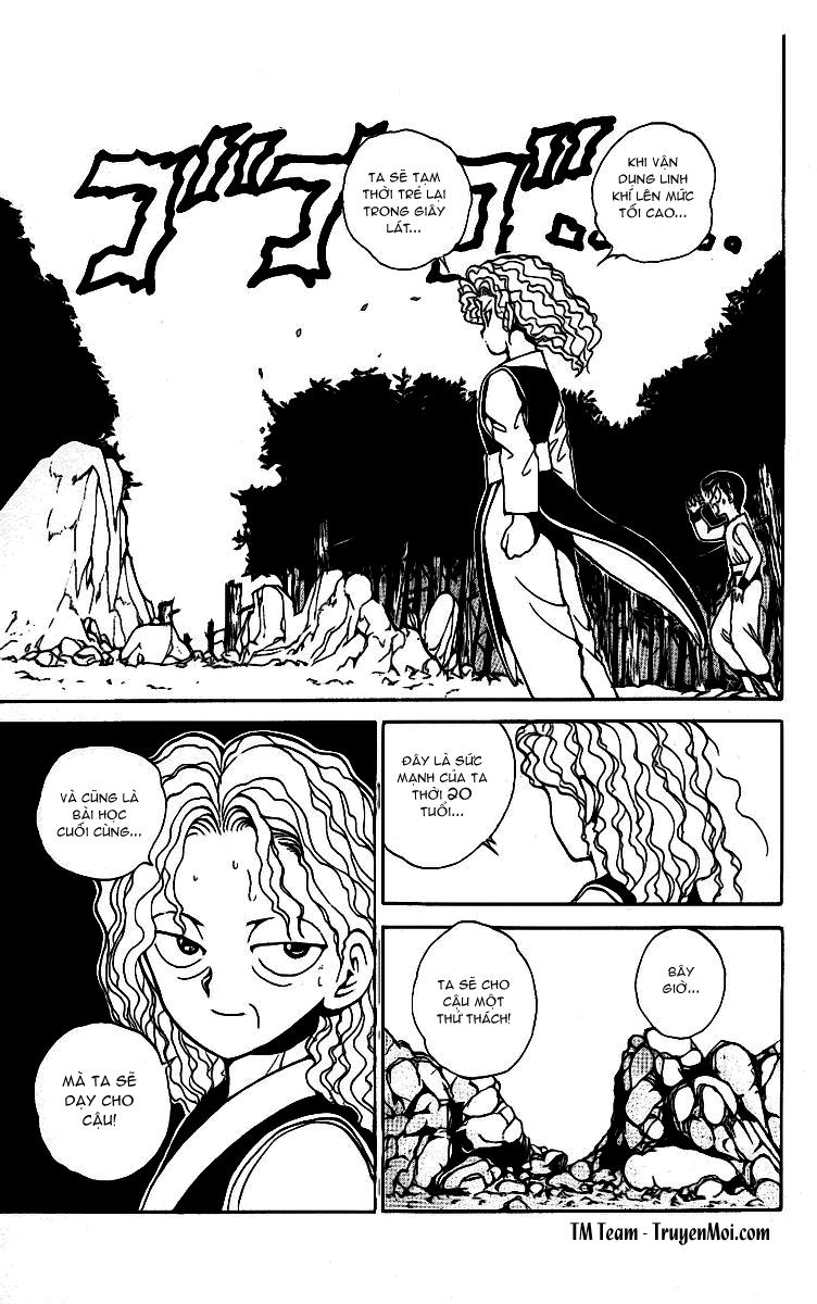 Hành trình của Uduchi chap 076: đằng sau lớp mặt nạ trang 19