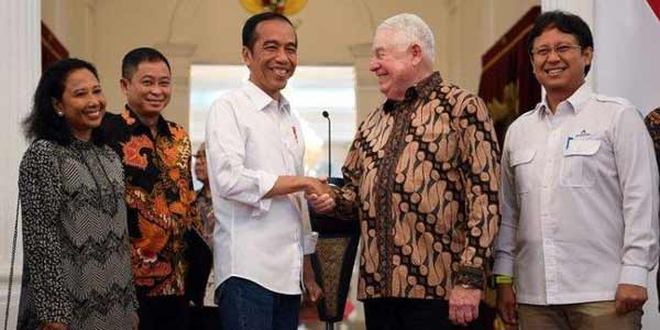 Kuasai Freeport Era Jokowi, Marwan Sebut Pecundang