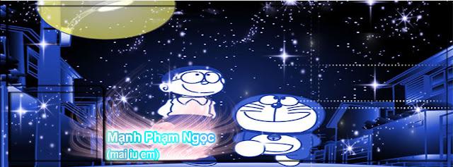 psd ảnh bìa tình bạn anime