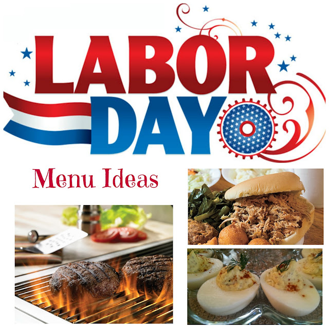 Labor Day 2016 Recipes: Pork, Cupcakes, Champagne, Pickles