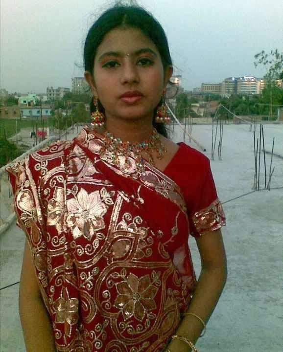 Pure Bangladeshi Village Cute Girls Sexy Unseen Photos 2014-7813