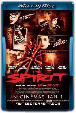 The Spirit O Filme Torrent 2008 720p BluRay Dublado