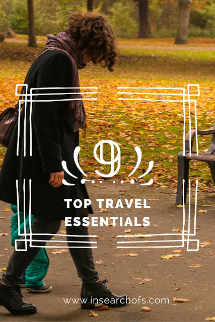 9 travel essentials for traveling with a child