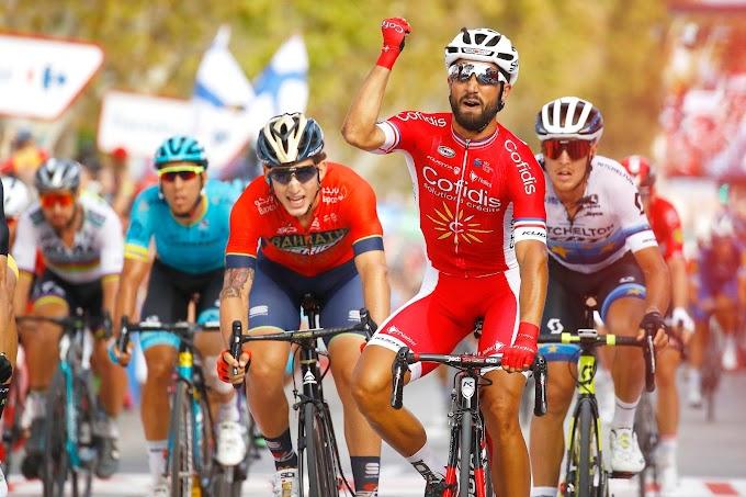 Vuelta a España 2018 - 6ª etapa
