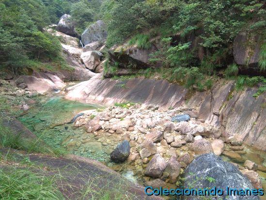Montañas Amarillas - Valle Esmeralda