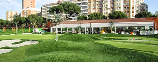 artificial golf europe design and construction