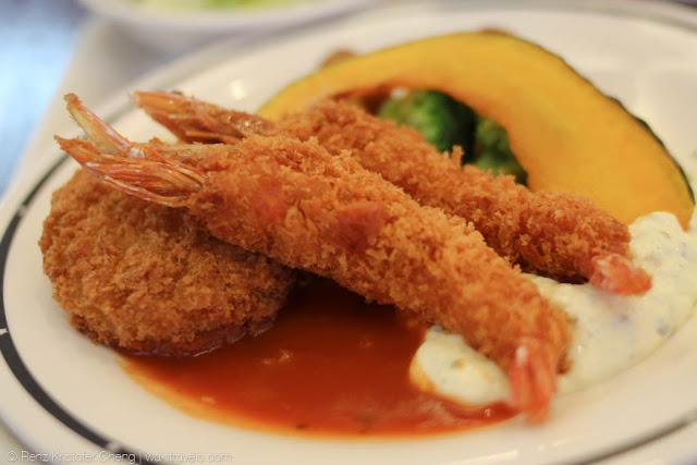 Universal Studios Food - Japanese