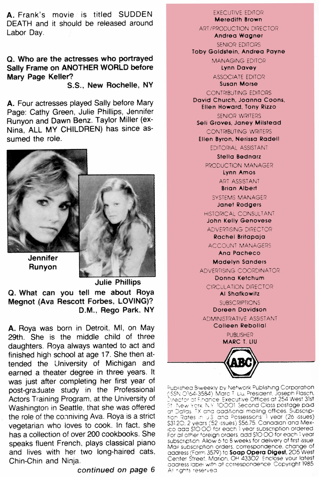 Jane Downs,Margaux Hemingway Adult videos Linda Darnell,Michelle Johnson (actress)