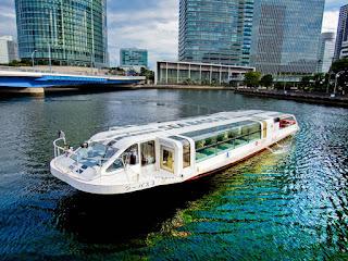 Bus Laut yang Unik Seabass Yokohama Jepang