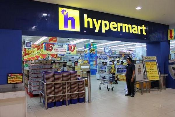 Pegawai Hypermart di PHK