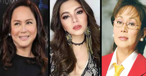 Angel Locsin Nominated As 'Movie Actress Of The Year' For 33rd PMPC Star Awards!