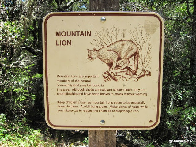 Aviso al excursionista