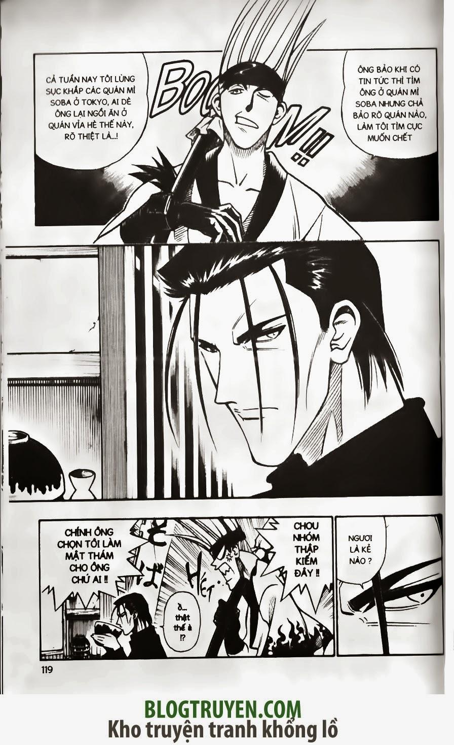 Rurouni Kenshin chap 183 trang 16
