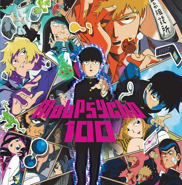 Mob Psycho 100, el poder de la mente