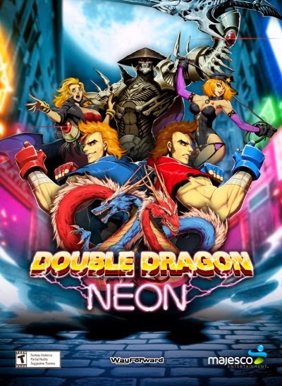 Download Double Dragon Neon (PC)
