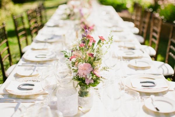 decorar mesa boda veraniega