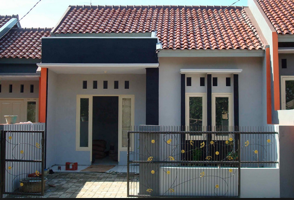 Contoh Ganbar Rumah Elegan Dan Sederhana
