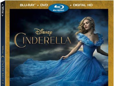 Cinderella Now Available On BluRay/DVD {A Review + Activity Sheets}