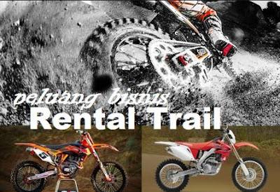 peluang bisnis sewa motor dan perlengkapan motocross