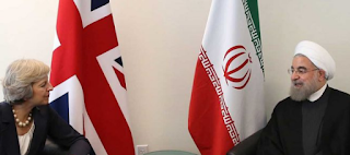 رئيس الوزراء البريطاني: كانت العقوبات الإيرانية إحدى الأدوات الجيدة للأمم المتحدة