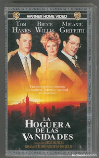 La hoguera de las vanidades [Vídeo] = The bonfire of the vanities / produced and directed by Brian de Palma ; screenplay by Michael Cristofer, Tom Wolfe ; music by Dave Grusin;[Fotografía, Vilmos Zsigmond].-- Madrid: Warner Bros, 1999.