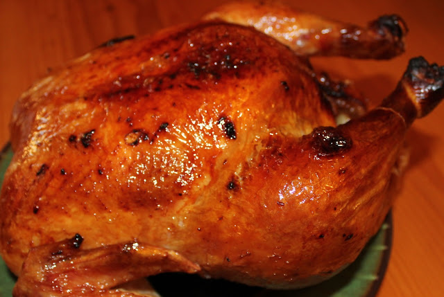 How to Grilled Whole Chicken