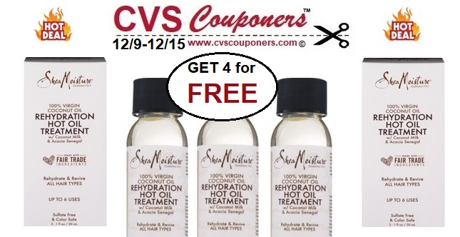 http://www.cvscouponers.com/2018/12/CVS-FREE-Money-Maker-Shea-Moisture-Hot-Oil-Treatment.html
