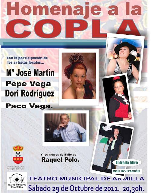 Teatro Municipal de Armilla: septiembre 2011