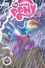 MLP Friendship is Magic #8 Comic Cover Larry's Variant