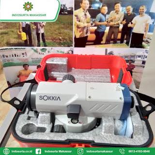 Jual Automatic Level Sokkia B40A Baru di Makassar