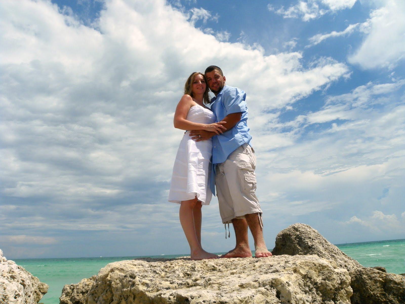 Affordable Beach Weddings 3057934387 Sabrina  Michael  Miami Beach Wedding