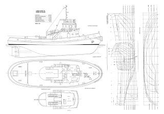 Modelismo Naval RC Cordoba: abril 2012