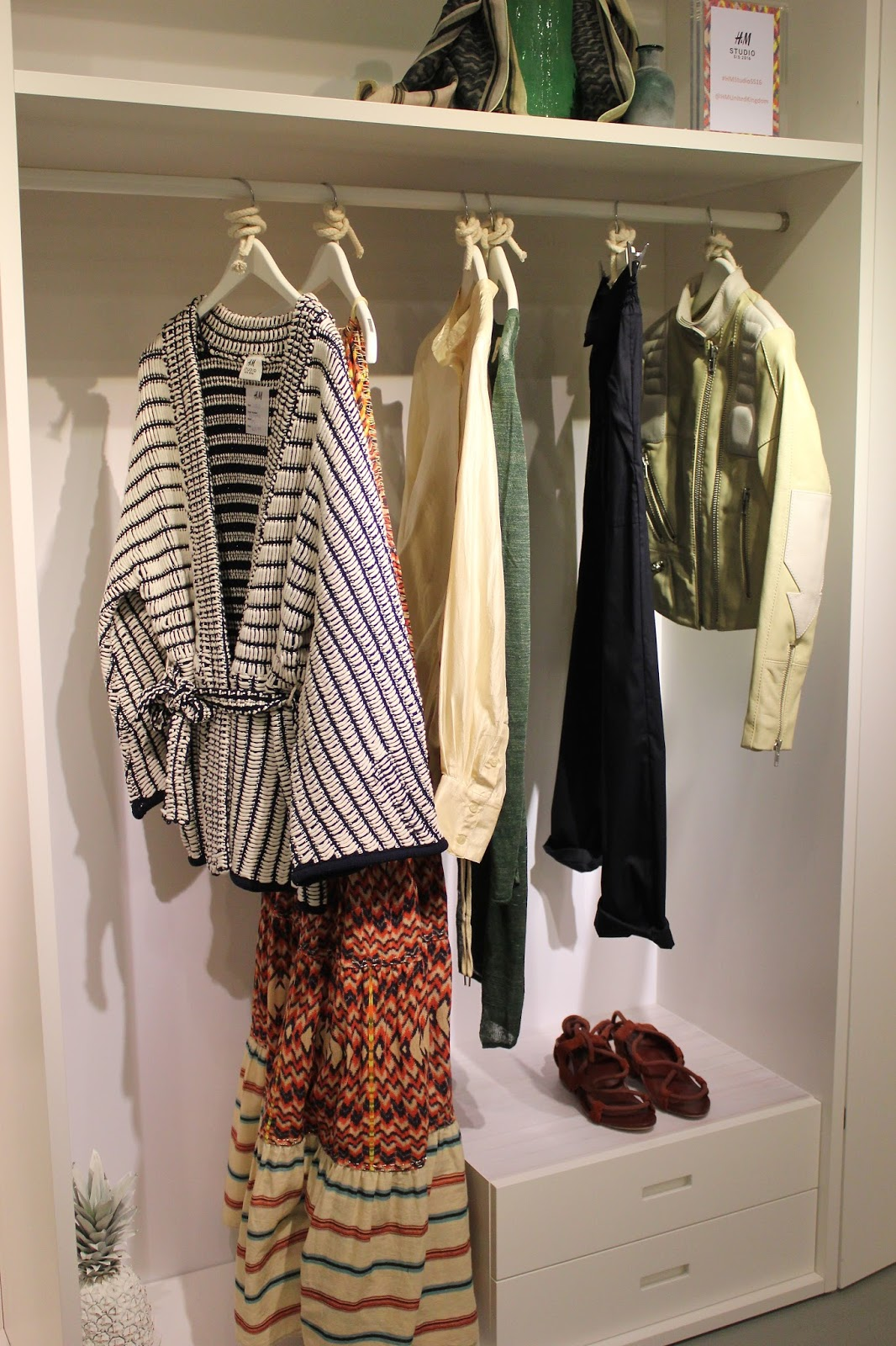 H&M Studio Spring Summer 2016