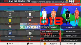 Download FTS Mod PES 2018 HD New Transfer Full Europe